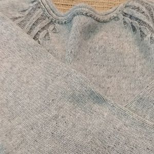 The Territory Ahead Cropped Sweater